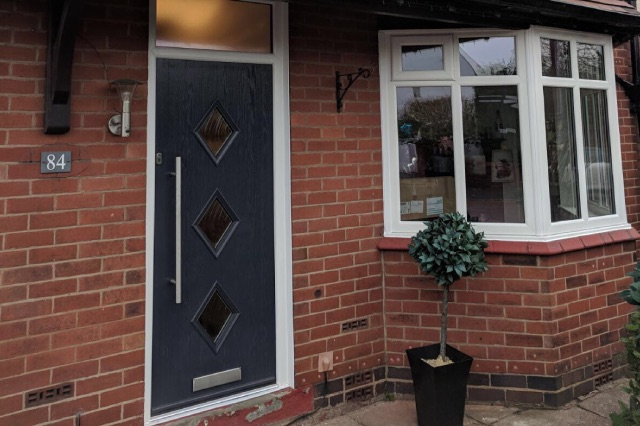 uPVC Doors in Oldham, Shaw, Royton, Chadderton